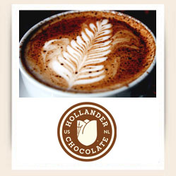 Hollander Chocolate Logo