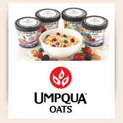 Umpqua Oats Logo Slider